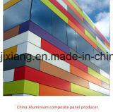 Extern панель панели стены панелей стены напольная/алюминиевых составная панели/алюминиевых составная