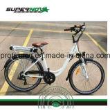 vélo électrique de batterie au lithium de 26 «femmes