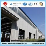 環境に優しい鉄骨フレームの構造の倉庫