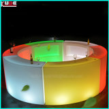Multi-couleur LED Bar Counter Industrial-Style Bar & Counter Stools