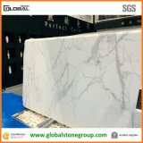 Tiles/Walls/Countertopsのための最上質のStatuario White Marble