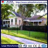 ISO&Ceの広いスパンライトフレームの鉄骨構造の構築のプレハブの家