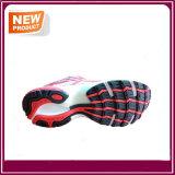 Couleurs rouges de mode pour des chaussures de sport