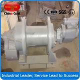 Guincho de levantamento do motor de ar de 1 tonelada Jqys-10X16 para a construção