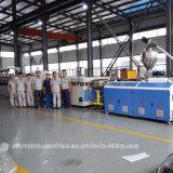 Máquina plástica de la protuberancia de la tarjeta de la espuma del PVC para el modelo del edificio