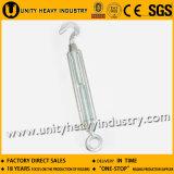 亜鉛によってめっきされる可鍛性鉄の商業タイプターンバックル