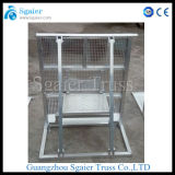 Алюминиевое Stage Truss, Fence Barrier, Safety Barrier, Mojo Barrier с Safety Ramp