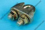 DIN741 Drahtseil-Zubehör/Qualität galvanisierter Stahldrahtseil-Klipp