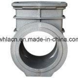 Клапан отливки облечения точности воска OEM потерянный (нержавеющая сталь)