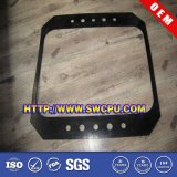 正方形の平らなゴム製フランジのガスケットのシール(SWCPU-R-FG044)