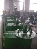 Pneumatico dello spreco di alta efficienza che ricicla macchina
