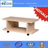 Carrinho Home simples da tevê da mobília com gabinetes (RX-K1036)
