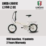 """16 """" En15194 Ebike pieghevole (LWEB-T1601C)"""
