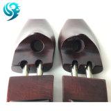 Albero di legno del pattino del faggio del custode di figura dei pattini di cuoio