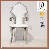 Стул банкета стула венчания белой роскошной кроны королевский
