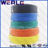 PVC耐熱性は銅の残されたワイヤーを錫メッキした