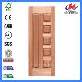 Porte en bois stratifiée de placage intérieur du moulage HDF (JHK-010)