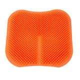 Amortiguador diario de la silla del masaje respirable elástico suave del silicón
