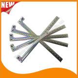 Unterhaltungs-ganz eigenhändig geschriebe Zoll Identifikationwristbands-Armband-Bänder (E8070J-21)