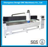 ガラス家具のための水平CNC 3-Axisガラス斜角が付く機械