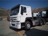 Sinotruk 6X4 336/371HP의 최신 판매 HOWO 트랙터 트럭 헤드 트레일러 헤드