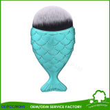 Cepillo lindo del maquillaje de la fundación de la dimensión de una variable de los pescados de la venta caliente colorida