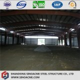 Пакгауз стальной рамки качества с хорошей конструкцией