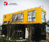 Casa modular para o edifício móvel do edifício portátil do acampamento