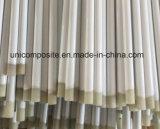 Tubo afilado de la alta fibra de vidrio ULTRAVIOLETA de la resistencia para la vivienda marina de las antenas del mar del barco