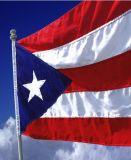 卸し売りSunproofおよび国旗のPuertoの防水フラグ