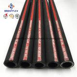 Boyau en caoutchouc hydraulique à haute pression (EN856 4SH et EN856 4SP)