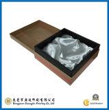 Caja de regalo de lujo del papel cuadrado (GJ-Box023)