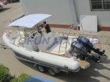 Rippen-Boot (RIB830) Hypalon Gefäß für Verkauf