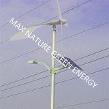 vertikale Sonnenkollektor-hybrides Rechnersystem des Wind-1000W der Turbine-+500W (2PCS)