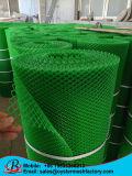 Engranzamento liso plástico da cor branca de China