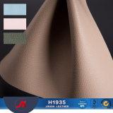 Teste padrão de couro elástico do PVC Lichee da forma 2017 nova para o material do saco/material da bagagem/material do sofá
