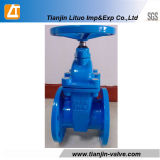 DIN3352 F4 표준 연약한 물개 비 일어나는 줄기 게이트 밸브