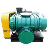 Compresseur d'air pour le traitement des eaux résiduaires