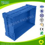 Тара для хранения пластичной клети хранения впрыски пластичная складывая