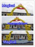 Archway inflável, arco inflável do Giraffe, arco inflável (RO-081)