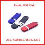 Mecanismo impulsor plástico del flash del USB de memoria Flash del disco del USB de USB3.0 Pendrive