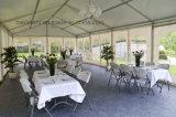 Tienda de la carpa de la decoración del banquete de boda de la lona del PVC de Snowproof