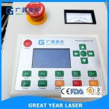 Corte del laser del alto rendimiento y máquina de grabado