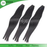 Band Haar-Extensions-Qualität im brasilianischen Remy Haar