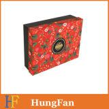 Boîte-cadeau de papier de empaquetage en gros pour des cadeaux