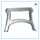 鋳鉄/Aluminumを砂型で作ることによる金属の庭のベンチの端