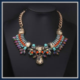 New Item Resin Acrylic Fashion Jewelry Set Earring Necklace Fashion Jewelry