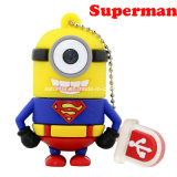 Cartoon Super Heros Minions USB 2.0 Memory Stick