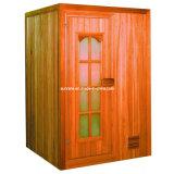 De hete Zaal van de Sauna van de Luxe van de Verkoop Modieuze Traditionele (SR122)