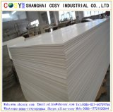 Materiais da alta qualidade da folha da espuma do PVC para o anúncio e a decoração